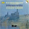 【未開封】 アバドのメンデルスゾーン/交響曲全集   独DGG  2998 LP レコード