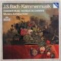 【未開封】 ムジカ・アンティクヮ・ケルンのバッハ/室内楽曲集  独ARCHIV 2998 LP レコード