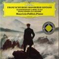 ポリーニのシューベルト/幻想曲「さすらい人」ほか 独DGG  2702 LP レコード