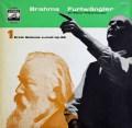 フルトヴェングラーのブラームス/交響曲第1番 独EMI 2908 LP レコード