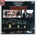 アントルモン&アルバン・ベルク弦楽四重奏団/カーネギーコンサート  独EMI  2908 LP レコード