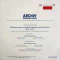 レーヴェングート四重奏団のヴァション&ダレイラク/弦楽四重奏曲集 独ARCHIV 2908