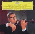 シュナイダーハンのモーツァルト/ヴァイオリン協奏曲第2&3番  独DGG   2908 LP レコード