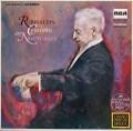 ルービンシュタインのショパン/ノクターン集 独RCA 2832 LP レコード