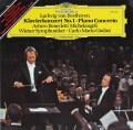 ミケランジェリ&ジュリーニのベートーヴェン/ピアノ協奏曲第1番 独DGG 2908 LP レコード