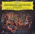 サバレタ&ナヴァロのバッハ&ヘンデル/協奏曲集 独DGG 2908 LP レコード
