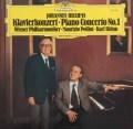 ポリーニ&ベームのブラームス/ピアノ協奏曲第1番 独DGG 2832 LP レコード
