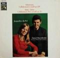 デュ・プレ&バレンボイムのシューマン/チェロ協奏曲ほか 独EMI 2832 LP レコード