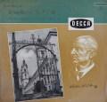 クナッパーツブッシュのブルックナー/交響曲第5番 独DECCA 2912 LP レコード