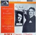 クライスラーのヴァイオリン小品集  英HMV  2912 LP レコード