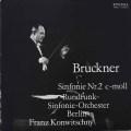 コンヴィチニーのブルックナー/交響曲第2番 独ETERNA