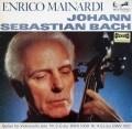 マイナルディのバッハ/無伴奏チェロ組曲第3&4番 独eurodisc 2920 LP レコード