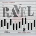 カサドシュのラヴェル/ピアノ曲集第1〜3巻 蘭PHILIPS  2920 LP レコード