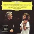 ムター&カラヤンのモーツァルト/ヴァイオリン協奏曲第3&5番 独DGG 2912 LP レコード