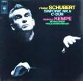 ケンペのシューベルト/交響曲第9(8)番「グレイト」 独CBS 2920 LP レコード