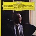 ポリーニ&ヨッフム、ベームのベートーヴェン/ピアノ協奏曲第2&4番 仏DGG 2617 LP レコード