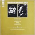 バーンスタインのマーラー/交響曲第5,6&9番ほか【特典盤付】  独CBS 2912 LP レコード