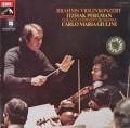 パールマン&ジュリーニのブラームス/ヴァイオリン協奏曲 独EMI 2920 LP レコード