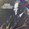 マゼールのマーラー/交響曲第1番「巨人」 蘭CBS 2912 LP レコード