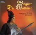 ラインスドルフのワーグナー/「ワルキューレ」 英DECCA 2912 LP レコード
