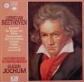 ヨッフムのベートーヴェン/序曲集 独eurodisc  2910 LP レコード
