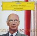 【オリジナル盤】フルトヴェングラーのベートーヴェン/交響曲第5番ほか 独DGG 2920 LP レコード