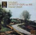 ウィーン八重奏団のシューベルト/八重奏曲 ヘ長調 独DECCA 2910 LP レコード