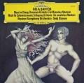小澤のバルトーク/「中国の不思議な役人」ほか 独DGG 2834 LP レコード