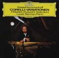 ベルマンのラフマニノフ/コレルリの主題による変奏曲ほか 独DGG 2920 LP レコード