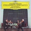 ラサール四重奏団のブラームス/弦楽四重奏曲第1&2番 独DGG  2920 LP レコード