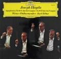 ベームのハイドン/交響曲第88番「V字」&第89番 独DGG 2834 LP レコード