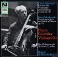 フルニエ&サージェントのシューマン/チェロ協奏曲ほか 独Columbia 2910 LP レコード
