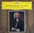 【最初期盤】ヴァルヒャのJ.S.バッハ/オルガン曲集 独DGG  2910 LP レコード