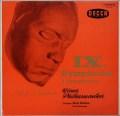 エーリヒ・クライバー&シューリヒトのベートーヴェン/交響曲第9&1番 独DECCA 2920 LP レコード