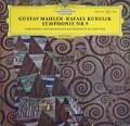 クーベリックのマーラー/交響曲第9番 独DGG 2910 LP レコード