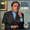 ミルシュタインのバッハ/無伴奏ヴァイオリンソナタとパルティータ 独DGG 2910 LP レコード