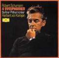 カラヤンのシューマン/交響曲全集 独DGG 2910 LP レコード