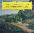 ズッカーマン&バレンボイムのV.ウィリアムズ/グリーンスリーヴスによる幻想曲ほか 独DGG 2910 LP レコード
