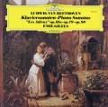 ギレリスのベートーヴェン/ピアノソナタ第25、26「告別」&27番 独DGG 2905 LP レコード