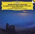 ジュリーニのシューマン/交響曲第3番「ライン」 独DGG  2905 LP レコード