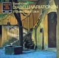 バックハウスのベートーヴェン/ディアベリ変奏曲 独DECCA 2836 LP レコード