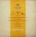 【最初期プレス】レーマンのシューベルト/「ロザムンデ」の音楽ほか 独DGG 2905 LP レコード