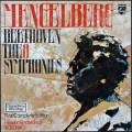 メンゲルベルクのベートーヴェン/交響曲全集 蘭PHILIPS 2905 LP レコード