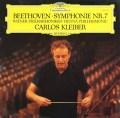 クライバーのベートーヴェン/交響曲第7番 独DGG 2906 LP レコード