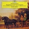 ベームのハイドン/交響曲第91番&第92番「オックスフォード」 独DGG 2906 LP レコード
