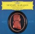 カラヤンのモーツァルト/ディヴェルティメント第10&11番 独DGG  2906 LP レコード
