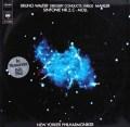 ワルターのマーラー/交響曲第2番「復活」  独CBS  2914 LP レコード