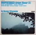 クナッパーツブッシュのワーグナー/「タンホイザー」序曲ほか 独GLORIA 2914 LP レコード