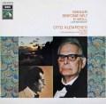 クレンペラーのマーラー/交響曲第7番「夜の歌」 独EMI 2906 LP レコード