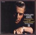 カラヤンのラヴェル/「ラ・ヴァルス」ほか 独EMI 2906 LP レコード
